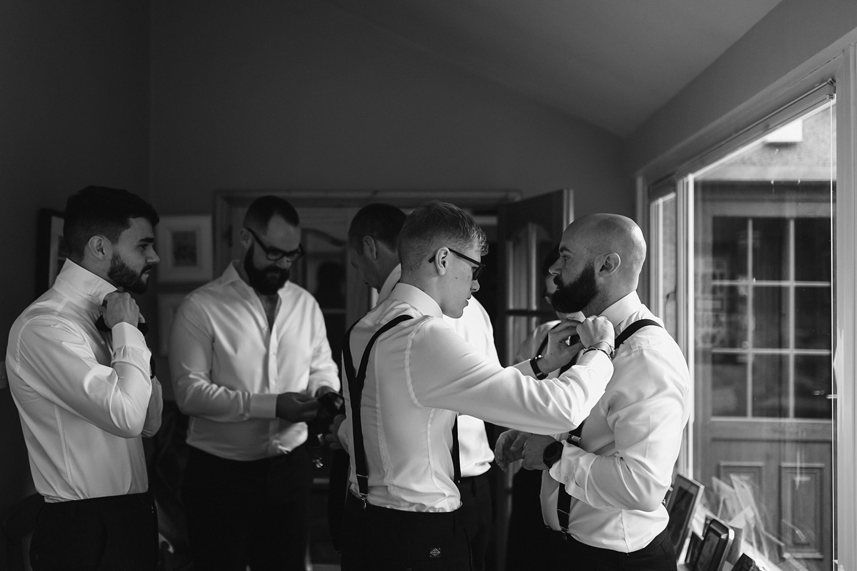 Larchfield Estate Wedding - Adam & Grace Wedding Photographers